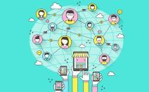 微信只是一个平台,提供支撑,关键看个人的想法